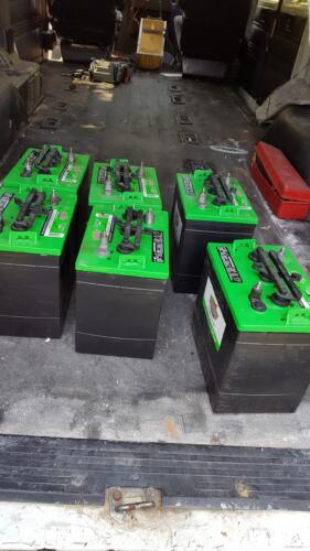 New batteries!