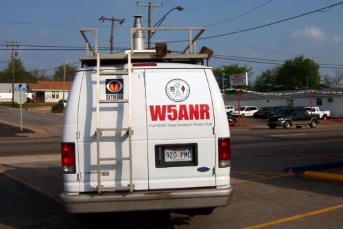FSAARC Van